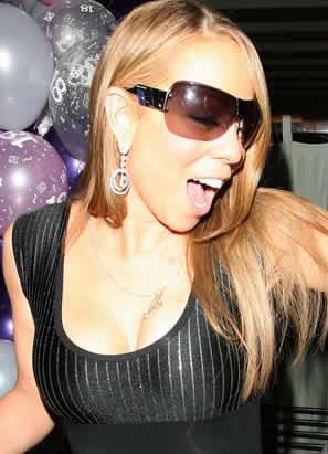 Mariah Carey, 2008
