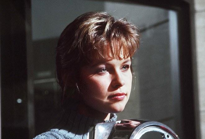 Pamela Anderson en 1988