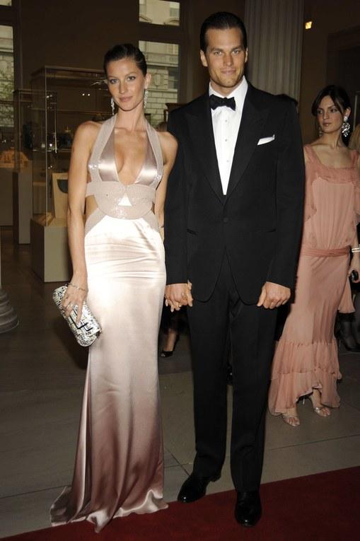 Gisèle Bündchen y Tom Brady