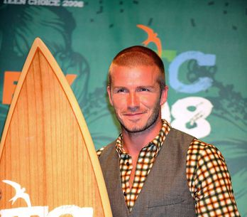 David Beckham, photos de David Beckham