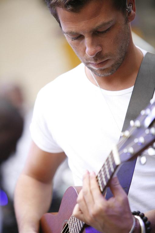 Christophe Maé live