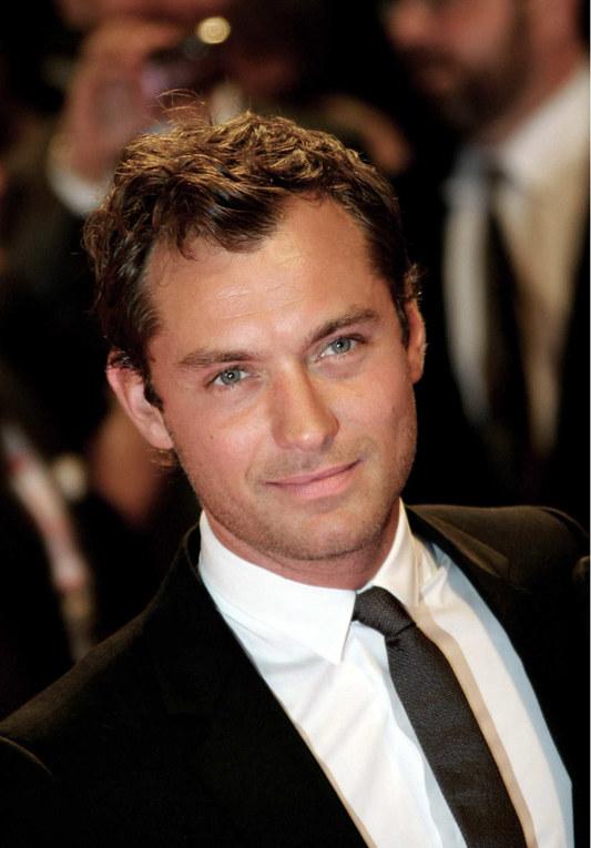 Jude Law 2007