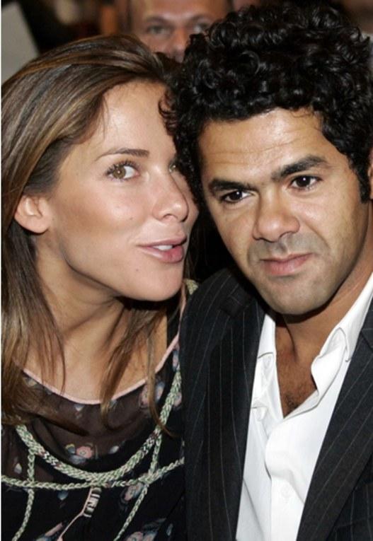 Mélissa Theuriau et Jamel Debbouze