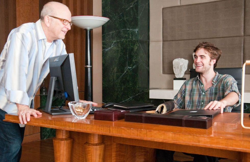"""Imágenes en exclusiva de Robert Pattinson en """"Recuérdame"""""""