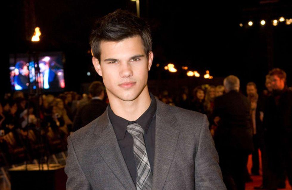 El lobo más famoso del cine está de cumpleaños. ¡Felicidades a Taylor Lautner!