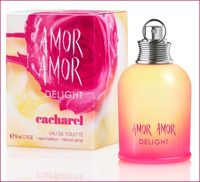 Eau de toilette Amor Amor Delight, Cacharel