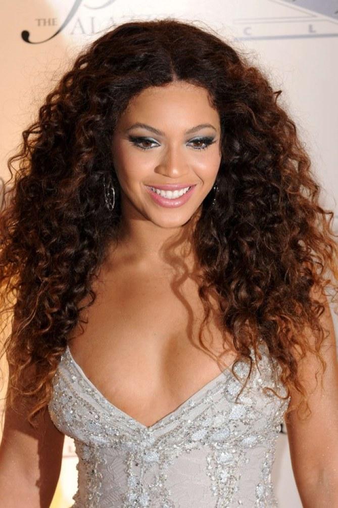 Beyonce Knowles en 2007
