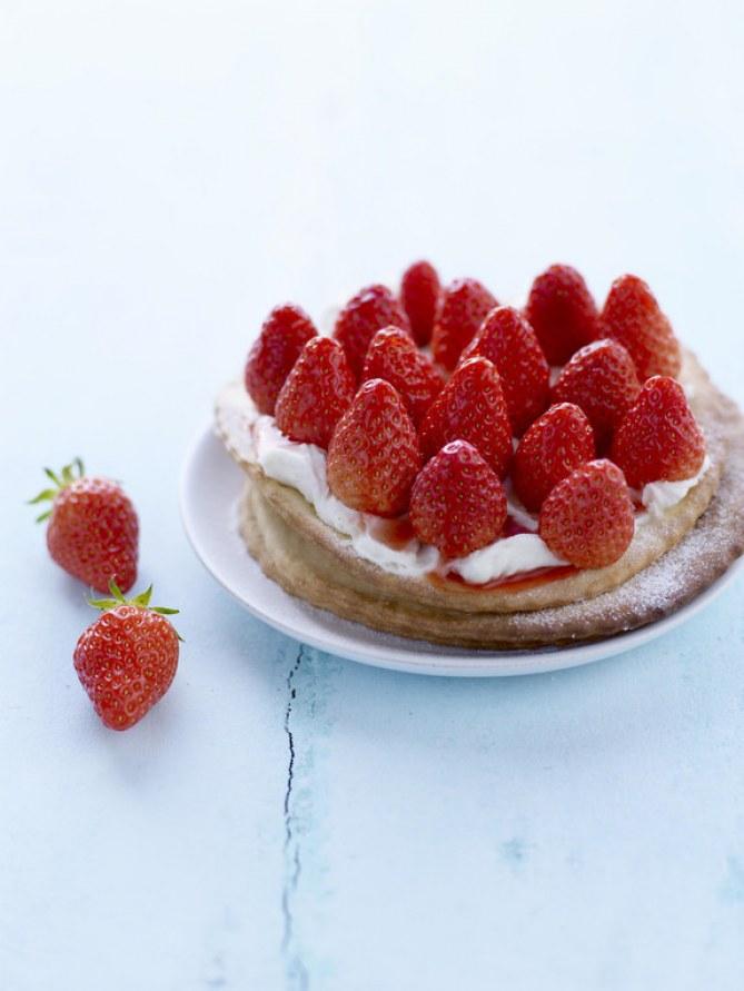 Nuestras mejores recetas con fresas