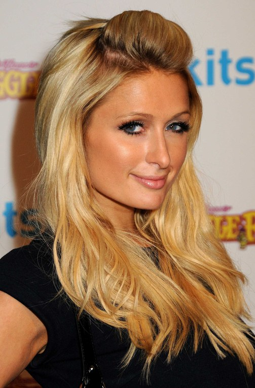 Paris Hilton, de niña rica a celebrity