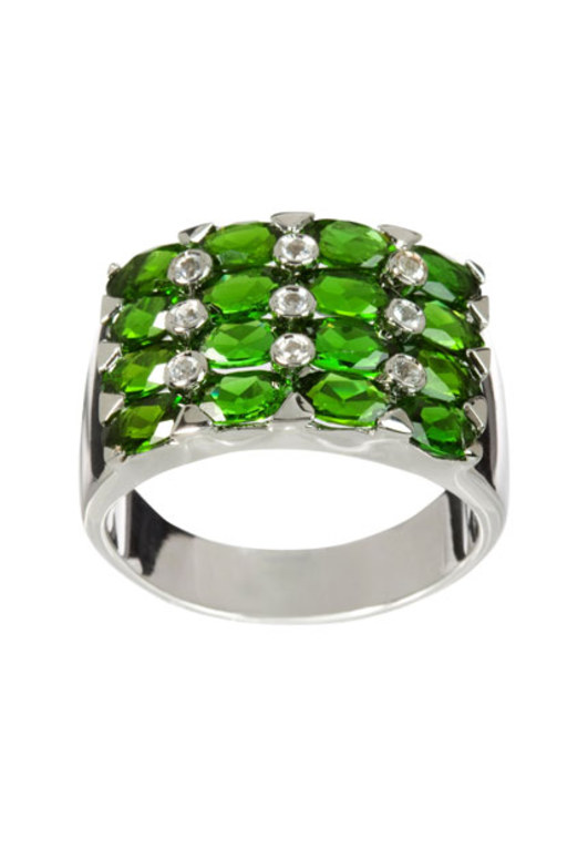 Glitzer-Ring
