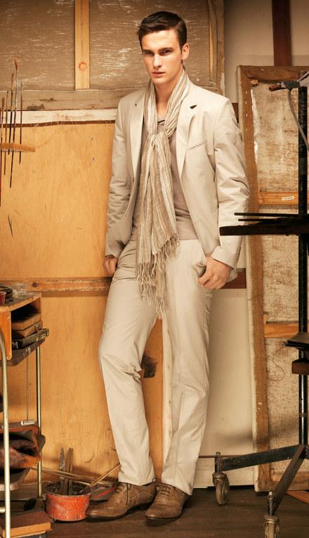 Costume Olivier Strelli