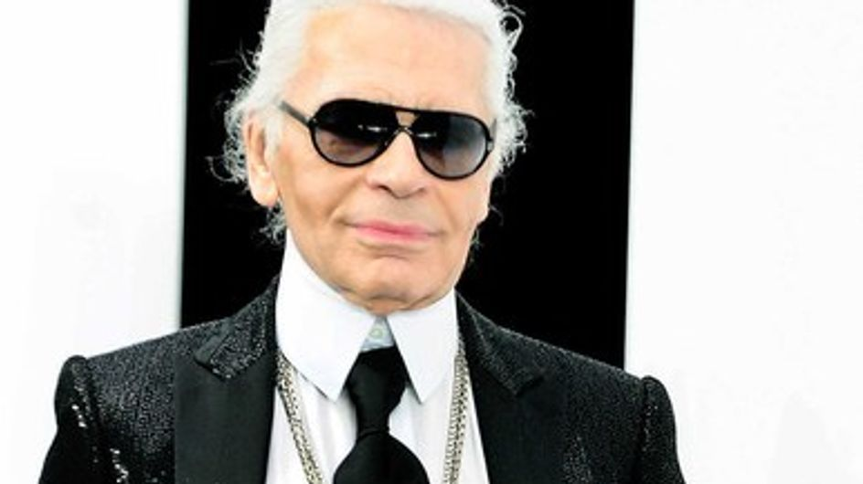 Karl Lagerfeld, photos de Karl Lagerfeld