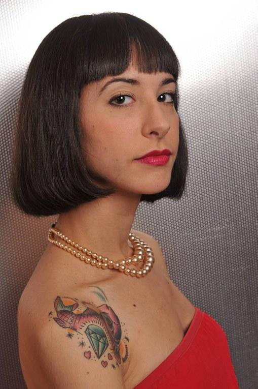 La chanteuse tatouée nous fait rêver à la Nouvelle Star !