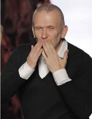 Jean-Paul Gaultier nous embrasse !