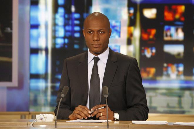 Harry Roselmack, le JT sur TF1
