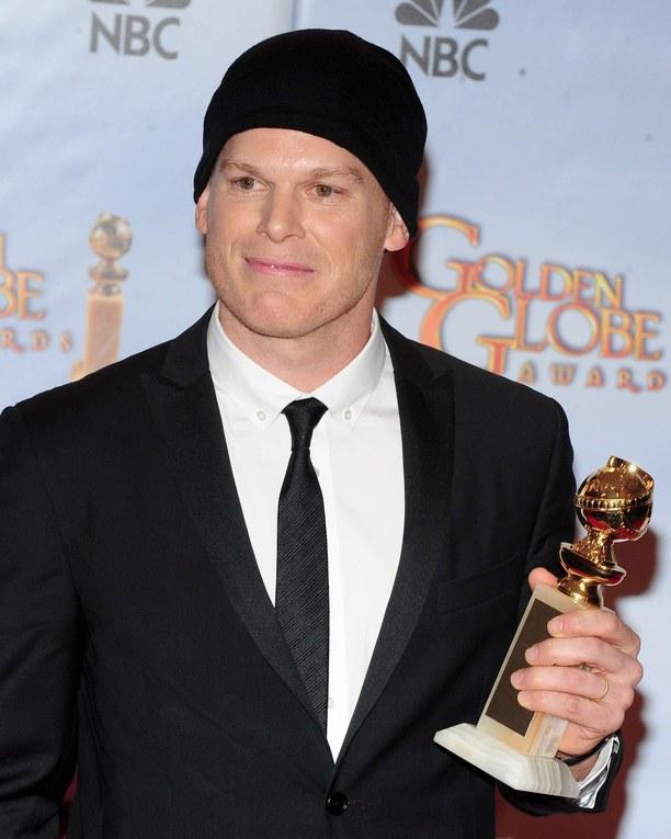 Michael C. Hall récompensé aux Golden Globes-janvier 2010