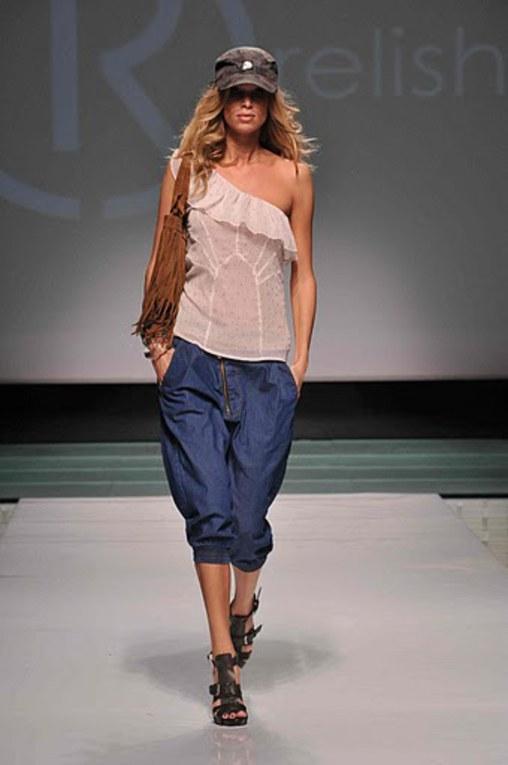 Pinocchietto jeans Relish