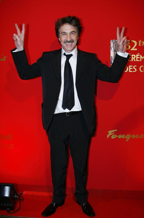 """François Cluzet, un césar pour son rôle dans """"Ne le dis à personne"""", 2007"""