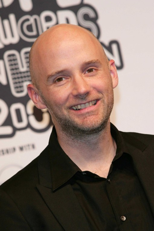 Moby aux MTV Europe Music Award, Dannemark 2006