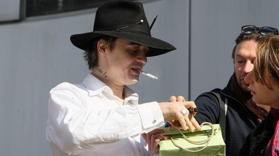 Pete Doherty, photos de Pete Doherty