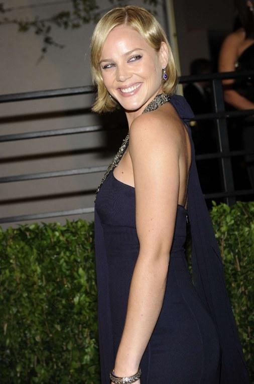 Abbie Cornish à la soirée organisée par Vanity Fair, 2010