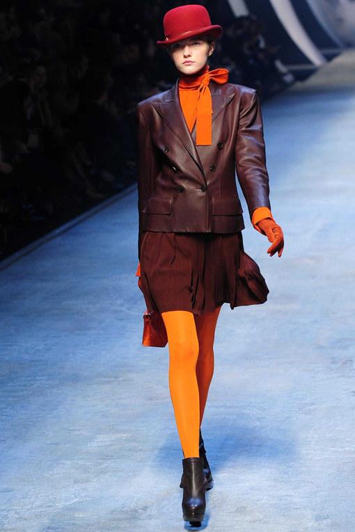 Jean-Paul Gaultier pour Hermès, collection Automne-Hiver 2010-2011