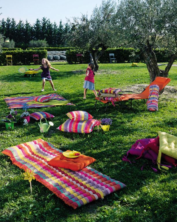 Textiles de jardin Funny, Alinéa