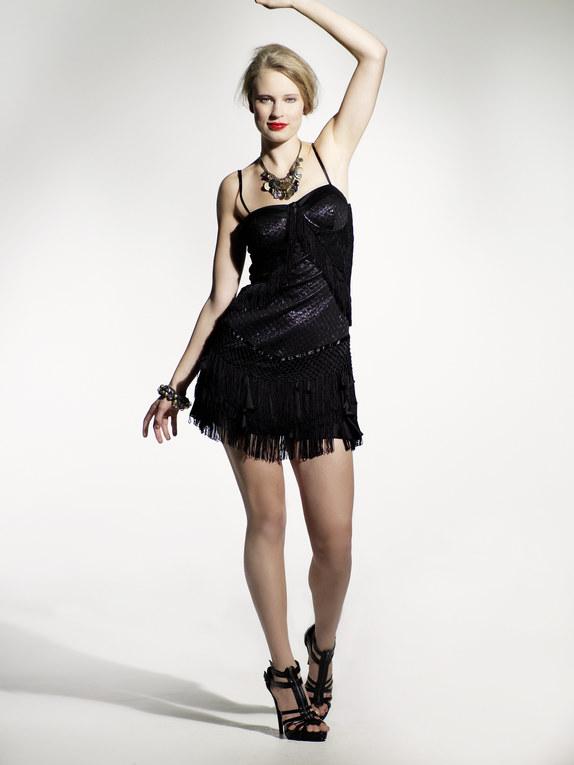 Mini robe New Look – Collection Eté 2010