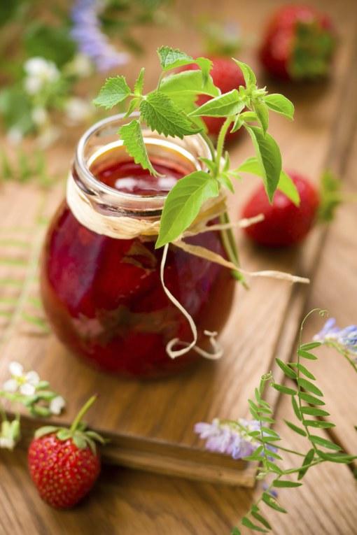 40 recettes de confitures et d'idées originales et fruitées