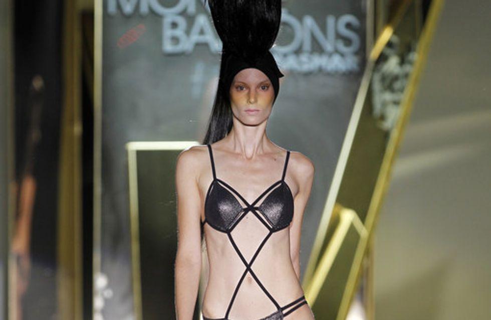Montse Bassons - Colección SS2011 Cibeles