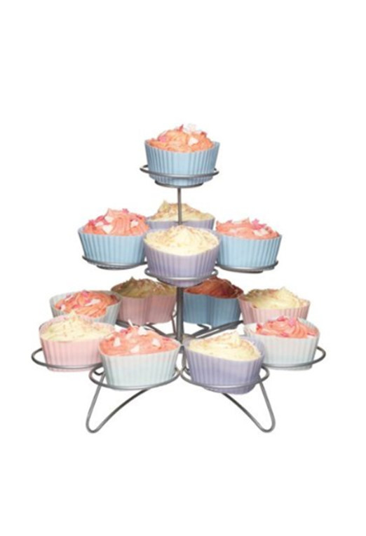 Bakeware - Wire Cupcake Tree Stand