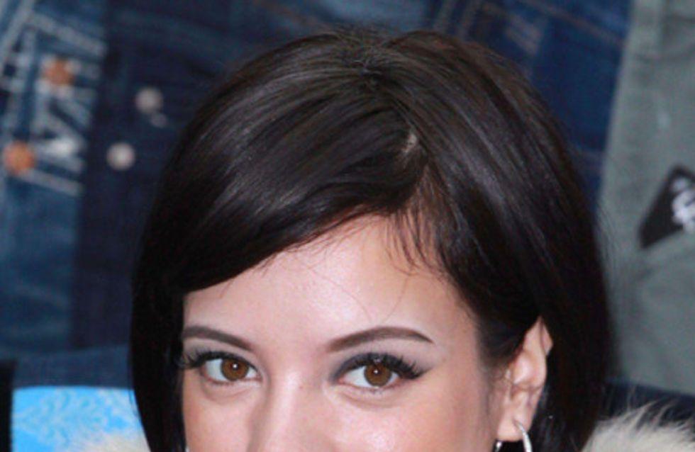 We love Lily Allen