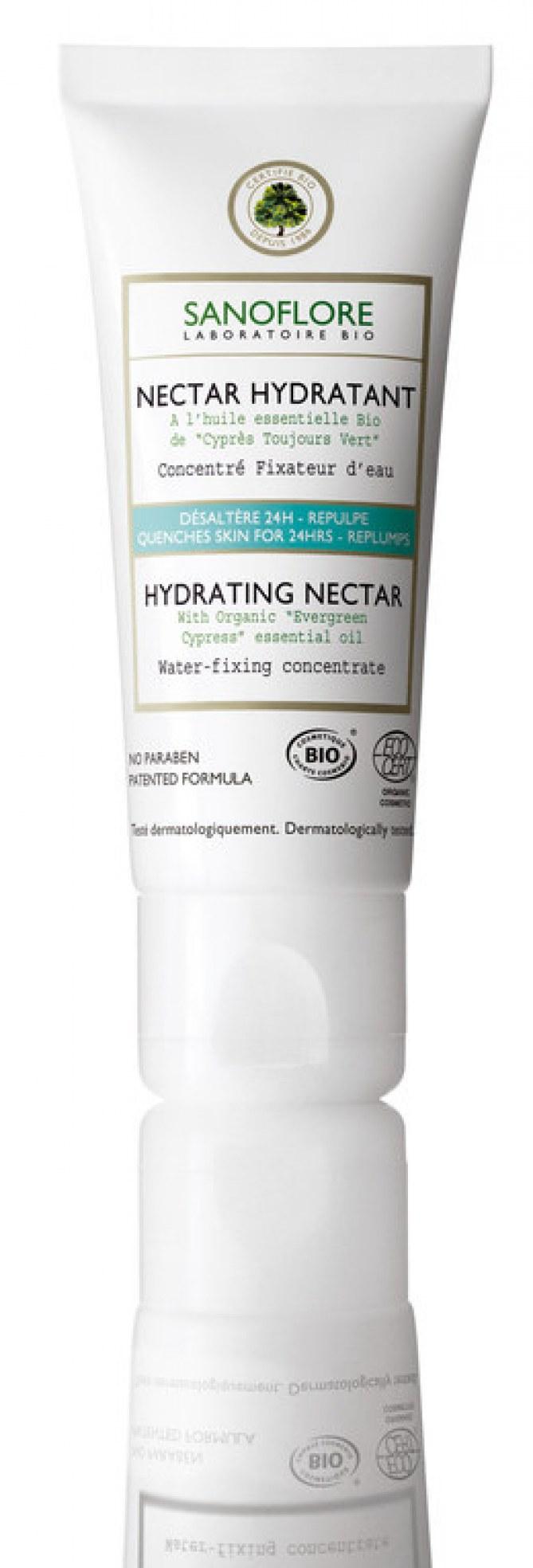 Nectar Hydratant, Sanoflore