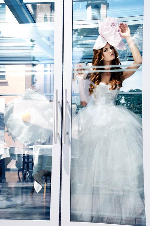 Robe de mariée Max Chaoul 2011