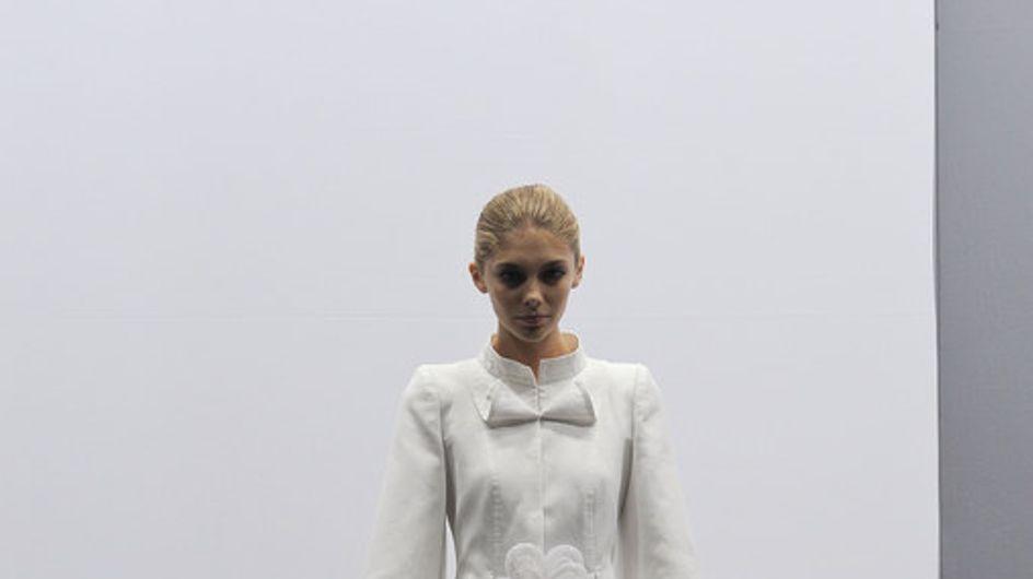 Sfilata Christophe Josse - Parigi Haute Couture PE 2011