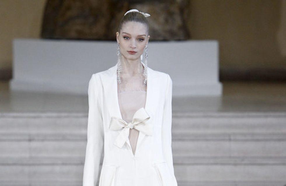 Alexis Mabille Fashion Show: Fashion Week Paris Haute-Couture FS 2011