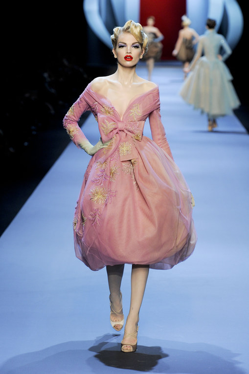 Christian Dior - Paris Haute Couture Spring/Summer 2011