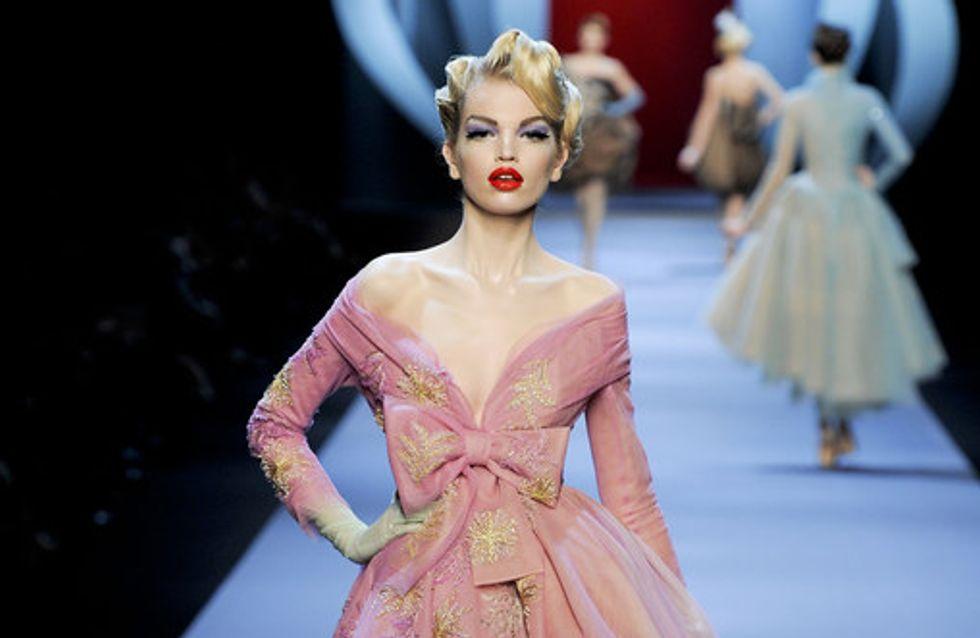 Christian Dior sfilata Haute Couture PE 2011