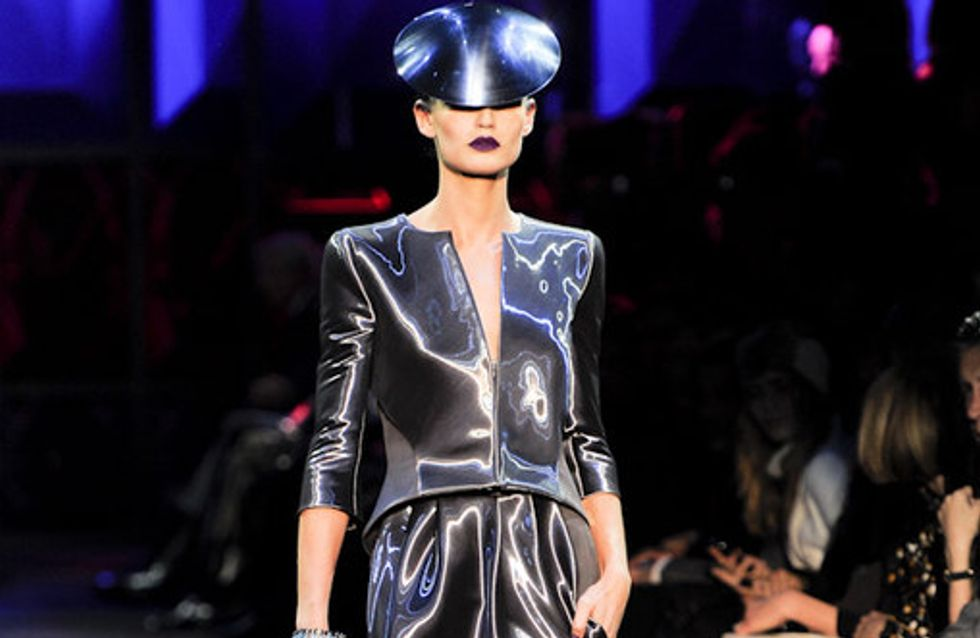 Giorgio Armani: Fashion Week Paris 2011 - Haute-Couture FS 2011