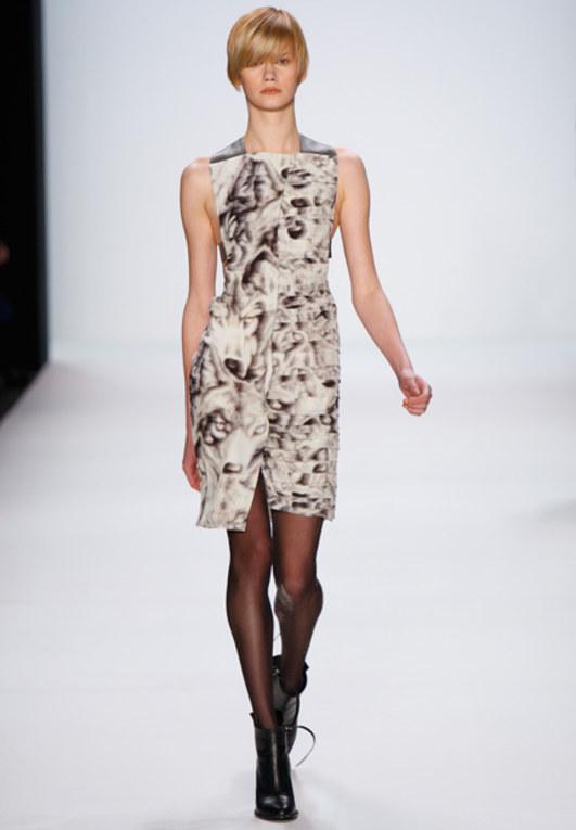 Lala Berlin auf der Mercedes Fashion Week berlin Herbst/Winter 2011/2012