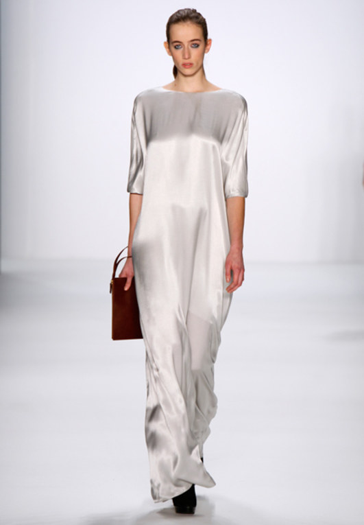 Perret Schaad auf der Mercedes Benz Fashion Week Berlin Herbst/Winter 2011/2012