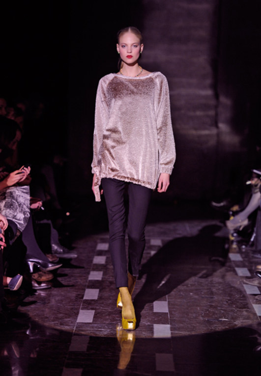 Mongrels in Common auf der Mercedes Benz Fashion Week Herbst/Winter 2011/2012