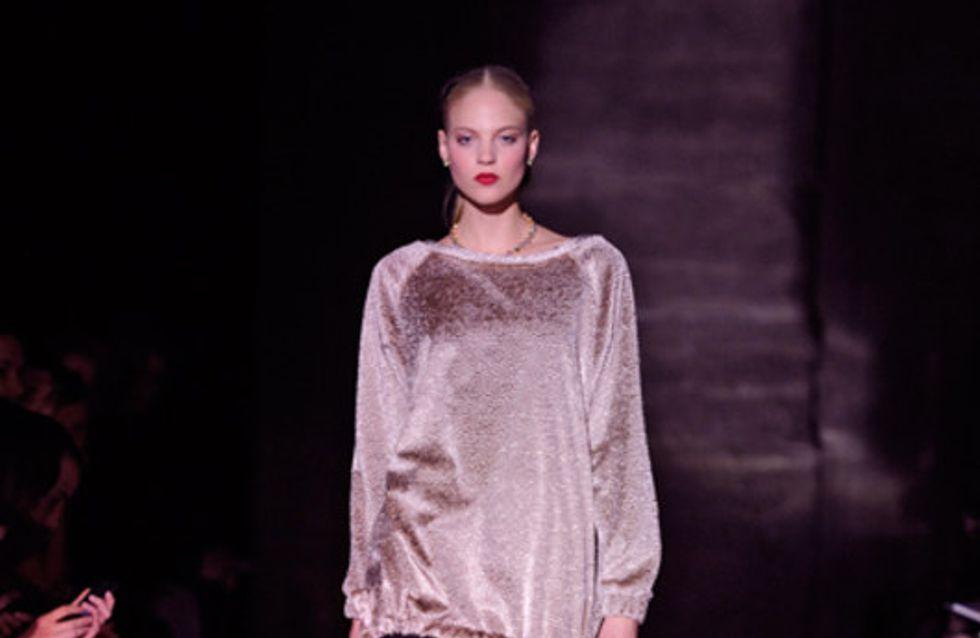 Mongrels in Common auf der Mercedes Benz Fashion Week Herbst/Winter 2011/2012