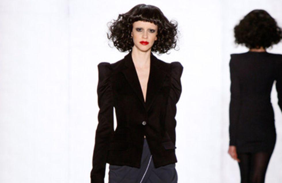 Unrath & Strano, Mercedes Benz Fashion Week Berlin Herbst/Winter 2011/2012