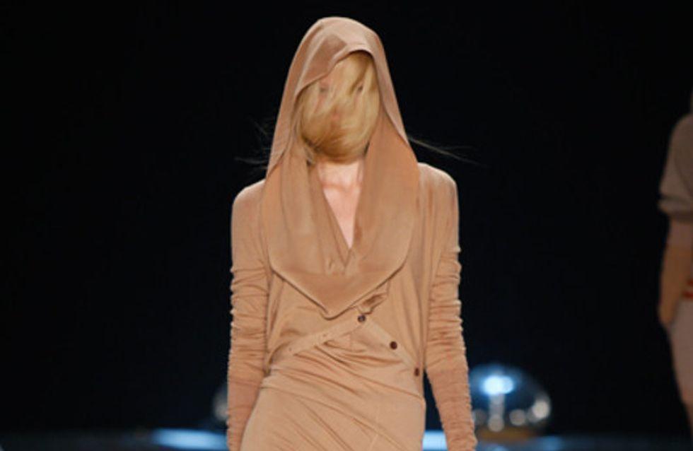 A. F. Vandevorst auf der Mercedes Benz Fashion Week Herbst/Winter 2011/2012