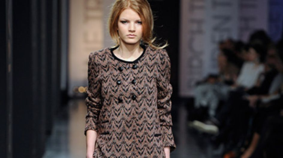 C'est Tout auf der Mercedes Benz Fashion Week Berlin Herbst/Winter 2011/2012