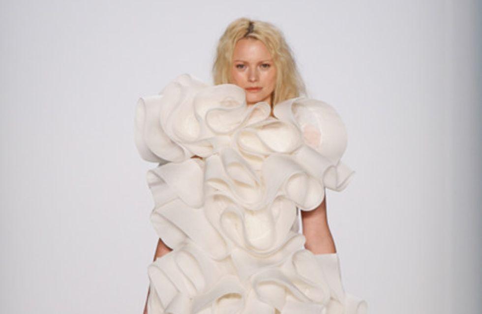 Lever Couture auf der Mercedes Benz Fashion Week Berlin Herbst/Winter 2011/2012