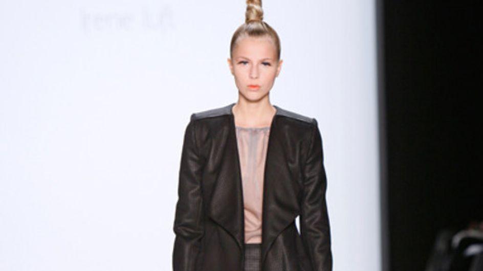 Irene Luft auf der Mercedes Benz Fashion Week Berlin Herbst/Winter 2011/2012