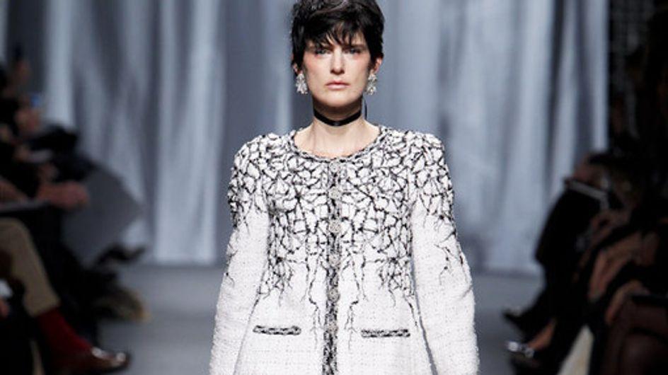 Sfilata Chanel - Parigi Haute Couture PE 2011