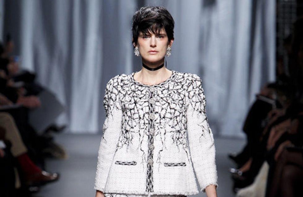 Chanel: Fashion Week Paris 2011 - Haute-Couture FS 2011